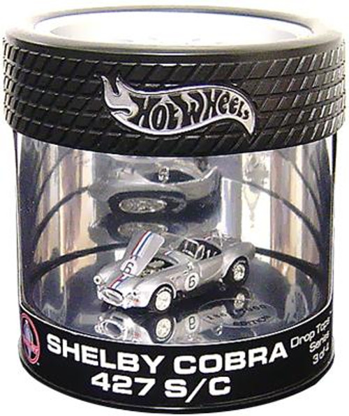 Hot Wheels Ford Custom Crusier Series Shelby Cobra 427 S/C Diecast Vehicle