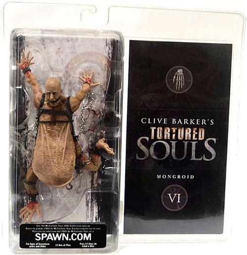 McFarlane Toys Clive Barker's Tortured Souls Mongroid Action Figure #6
