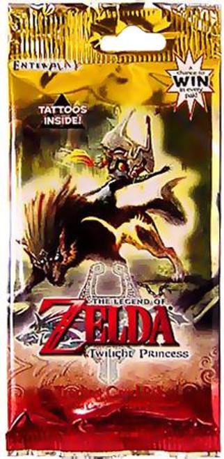 The Legend of Zelda Twilight Princess Trading Card Pack
