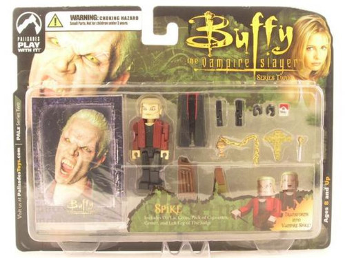 Buffy The Vampire Slayer Palz Series 2 Spike Mini Figure