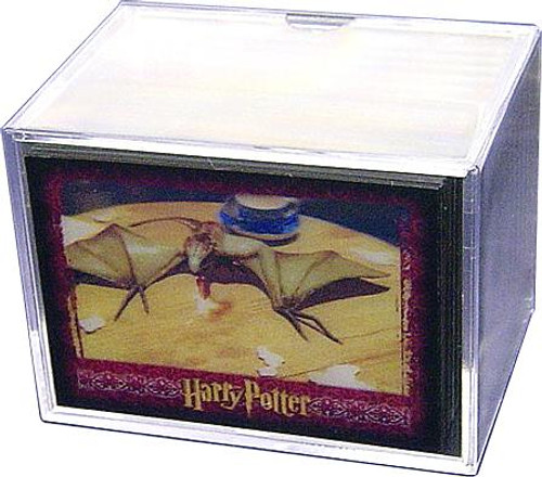 The World of Harry Potter Trading Card Set