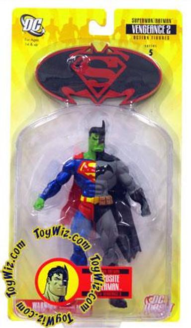 Superman Batman Series 5 Vengeance 2 Composite Superman Action Figure