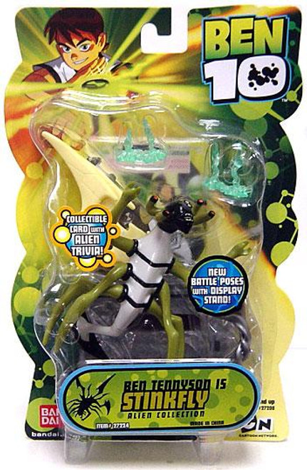 Ben 10 Alien Collection Series 2 Stinkfly Action Figure