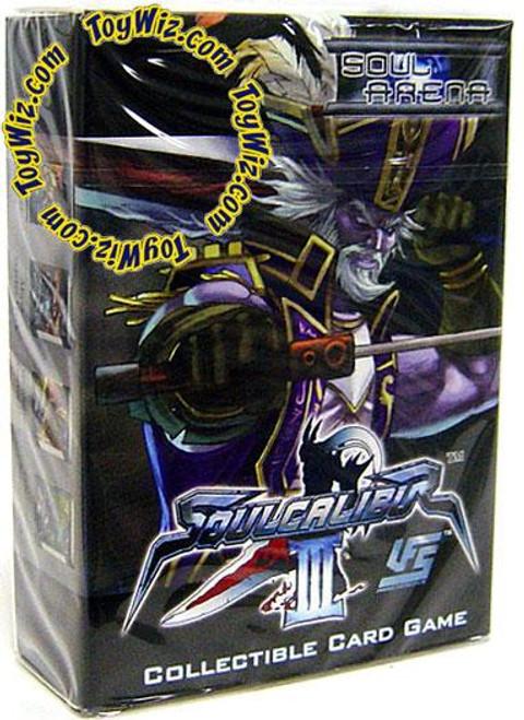Universal Fighting System Soul Calibur III Soul Arena Cervantes Starter Deck