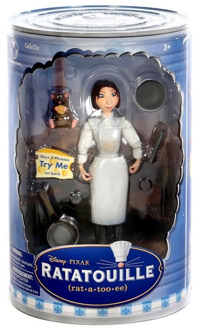 Disney / Pixar Ratatouille Talking Figures Colette Exclusive Action Figure