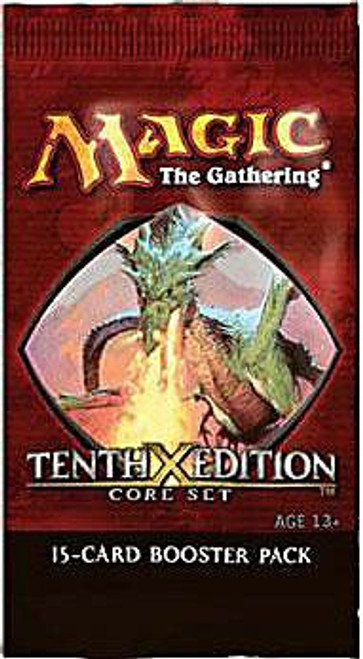 MtG 10th Edition Booster Pack