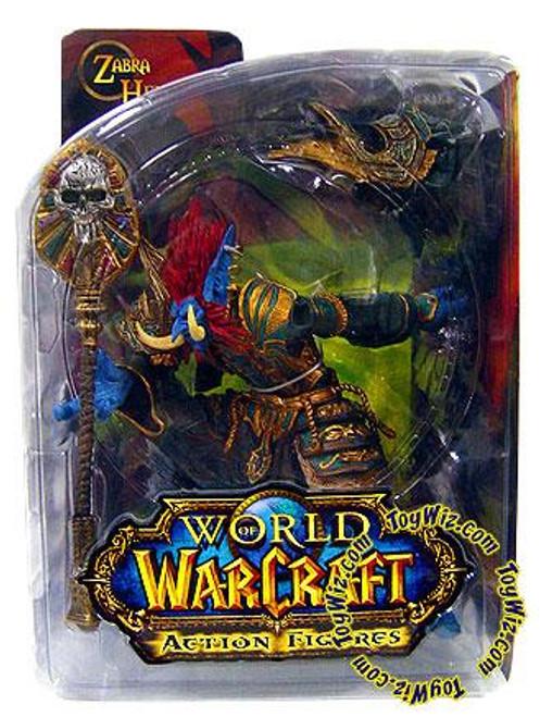 World of Warcraft Series 2 Zabra Hexx Action Figure [Troll Priest]