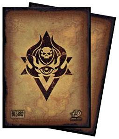 World of Warcraft Card Supplies Neutral Card Sleeves [75 ct]