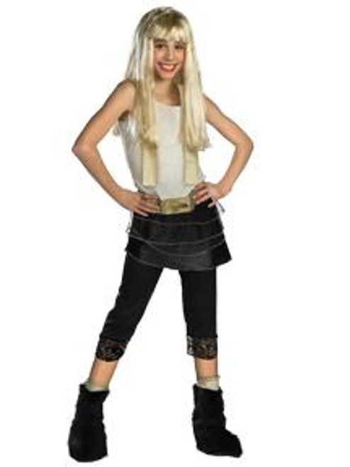 Disney Hannah Montana Deluxe Costume #6681 [Girls Medium 7-8]