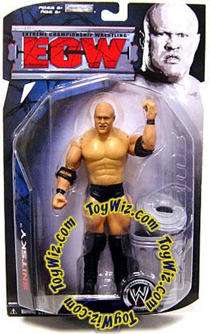 ECW Wrestling ECW Series 3 Snitsky Action Figure