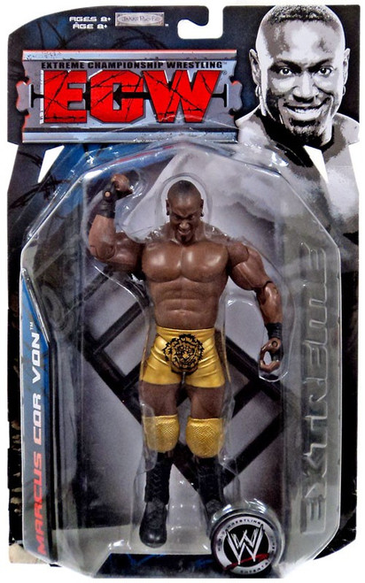 ECW Wrestling ECW Series 3 Marcus Cor Von Action Figure