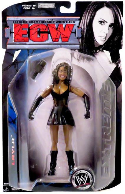 ECW Wrestling ECW Series 3 Layla Action Figure