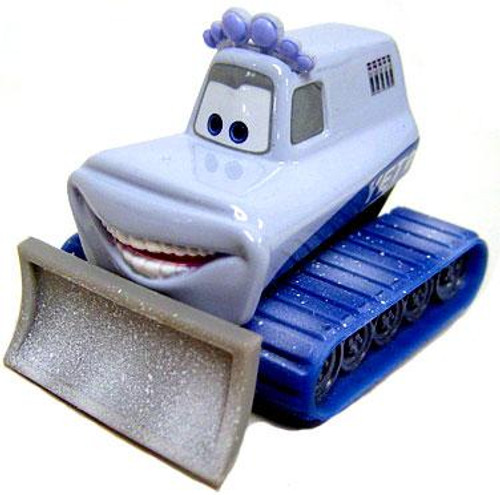 Disney Cars Loose Yeti Diecast Car [Loose]