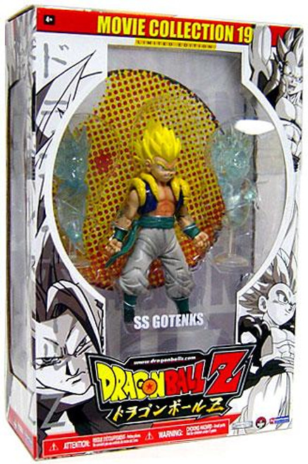 Dragon Ball Z Series 19 Movie Collection SS Gotenks Action Figure