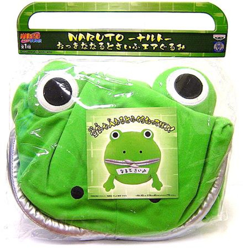 Naruto Giant Inflatable Frog 12-Inch Pouch