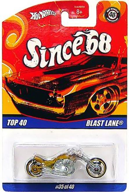 Hot Wheels Since '68 Top 40 Blast Lane Diecast Vehicle #35