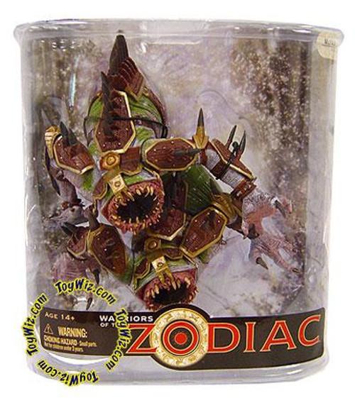 McFarlane Toys Warriors of the Zodiac Series 1 Gemini Action Figure