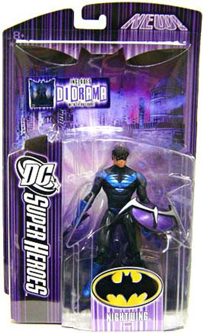 DC Batman Super Heroes Nightwing Action Figure