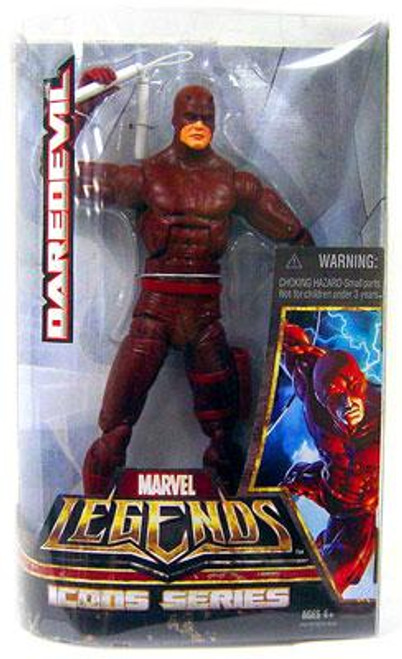 Marvel Legends Icons 12 Inch Series 1 Daredevil Action Figure [Red Costume]