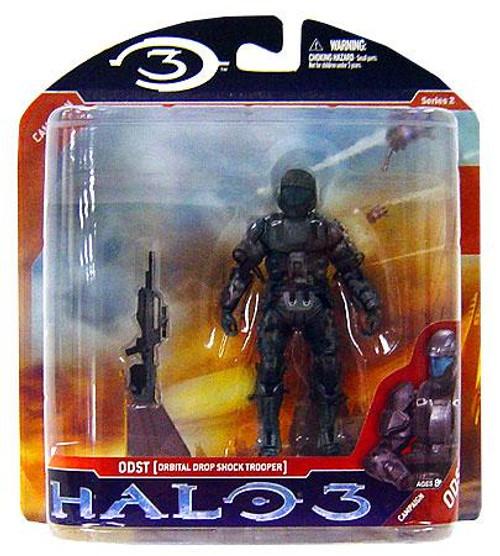 McFarlane Toys Halo 3 Series 2 ODST Orbital Drop Shock Trooper Action Figure