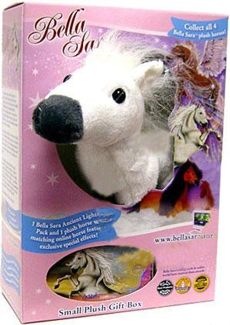 Bella Sara Bella 5-Inch Plush Figure [White Horse]