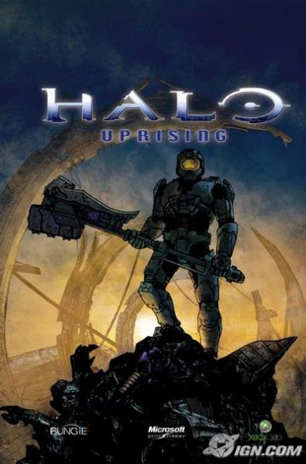 Halo 3 Uprising Part 3 of 4 Comic Book