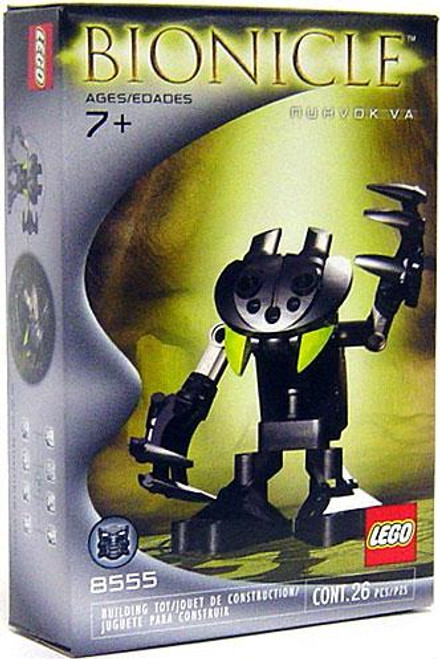 LEGO Bionicle Nuhvok Va Set #8555