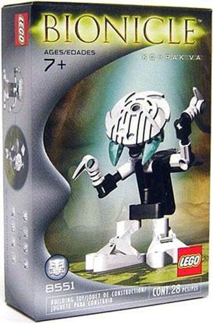 LEGO Bionicle Kohrak Va Set #8551