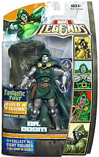 Marvel Legends Fantastic Four Dr. Doom Action Figure