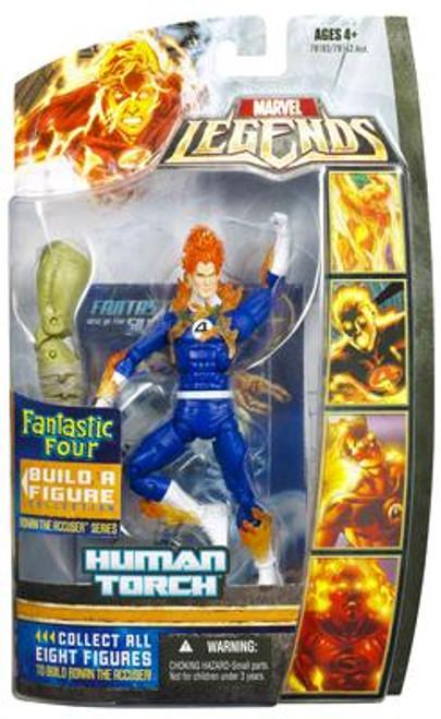 Marvel Legends Fantastic Four Human Torch Action Figure