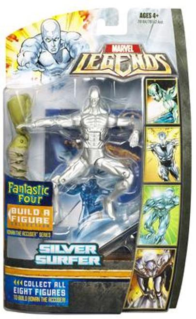 Marvel Legends Fantastic Four Silver Surfer Action Figure