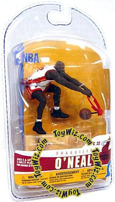 McFarlane Toys NBA Miami Heat Sports Picks 3 Inch Mini Series 5 Shaquille O'Neal Mini Figure