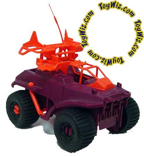 GI Joe The Rise of Cobra Vintage Purple Vehicle Action Figure Vehicle [Loose]