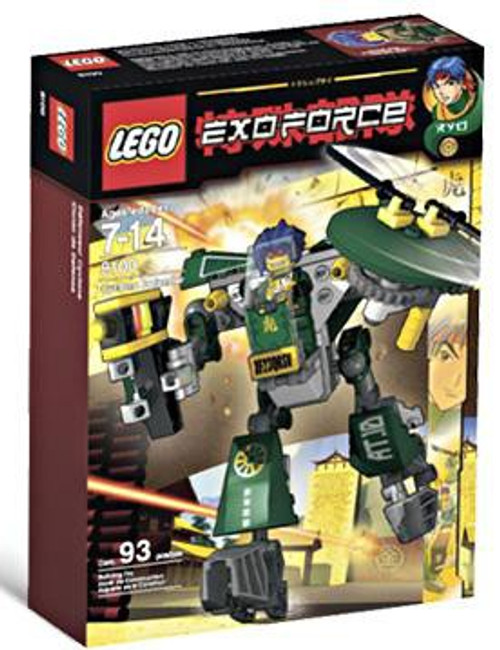 LEGO Exo Force Cyclone Defender Set #8100