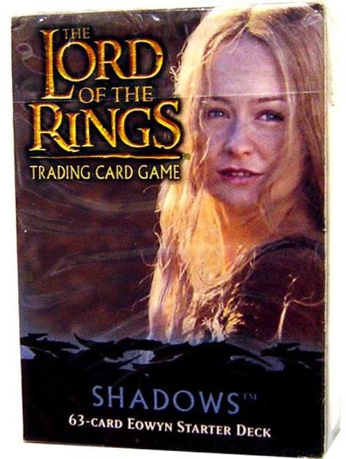 The Lord of the Rings Trading Card Game Shadows Eowyn Starter Deck
