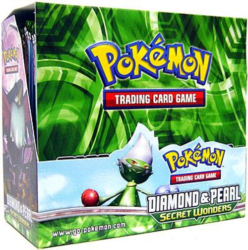 Pokemon Diamond & Pearl Secret Wonders Booster Box [Sealed]