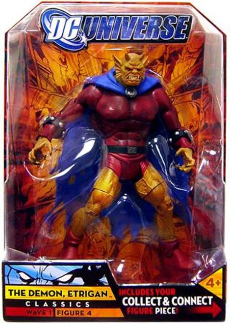 DC Universe Classics Wave 1 The Demon Etrigan Action Figure #4