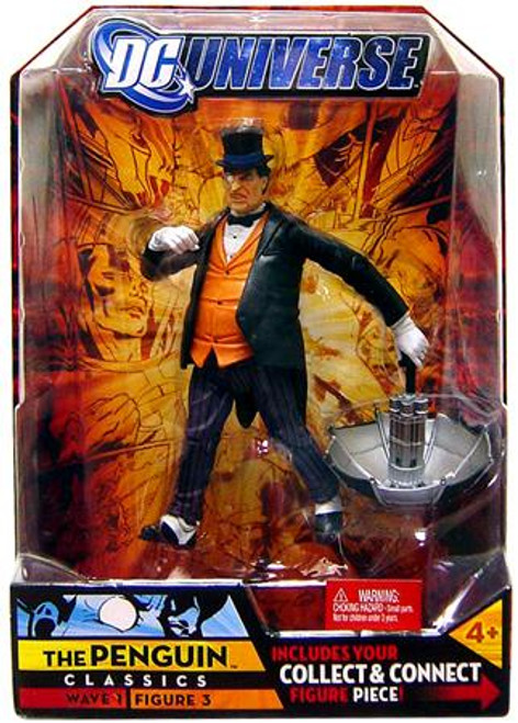 DC Universe Classics Wave 1 The Penguin Action Figure #3