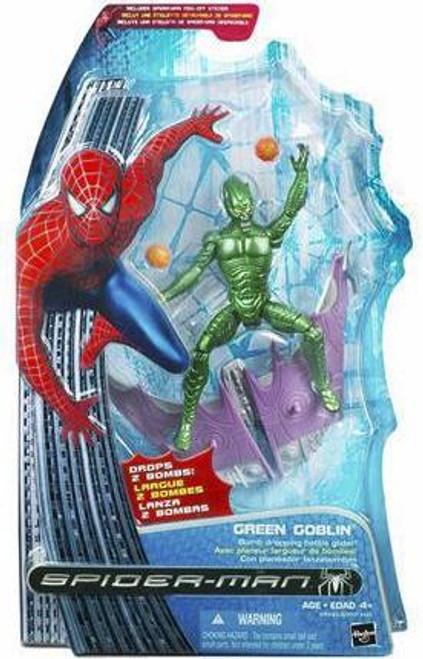Spider-Man 3 Green Goblin Action Figure
