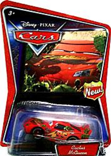 Disney Cars Series 2 Cactus McQueen Diecast Car