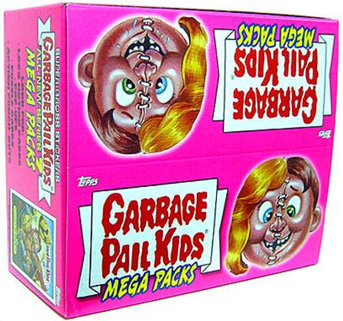 Garbage Pail Kids All-New Series 7 Trading Card Mega Box