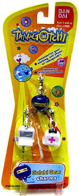 Tamagotchi Gotchi Gear Charms Gozarutchi Accessory Set