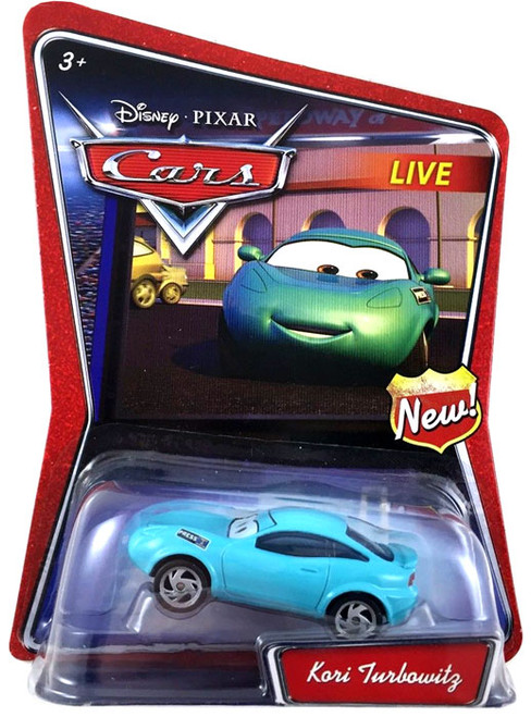 Disney Cars Series 2 Kori Turbowitz Diecast Car