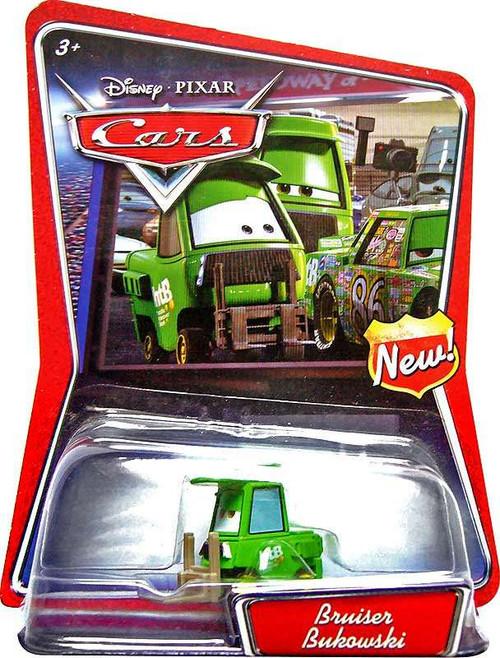 Disney Cars Series 2 Bruiser Bukowski Diecast Car
