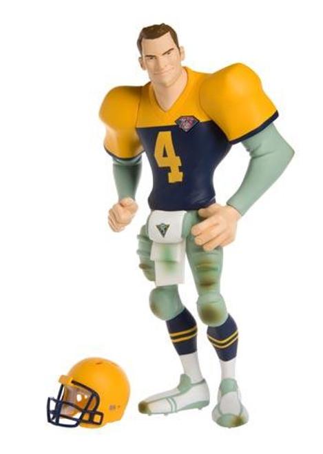 NFL Green Bay Packers All Star Vinyl Brett Favre Vinyl Figure [Blue & Yellow Retro Jersey]