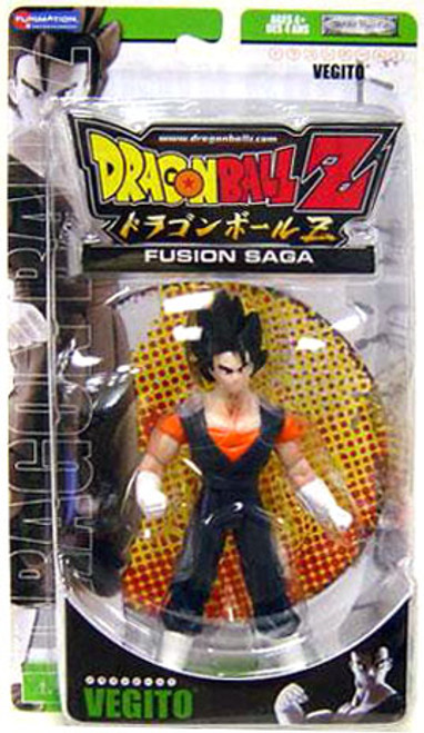 Dragon Ball Z Fusion Saga 2 Vegito Action Figure