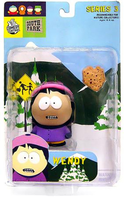 South Park Series 3 Wendy Action Figure