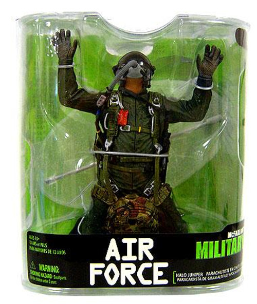 McFarlane Toys McFarlane's Military Series 7 Air Force Halo Jumper Action Figure [Random Ethnicity]