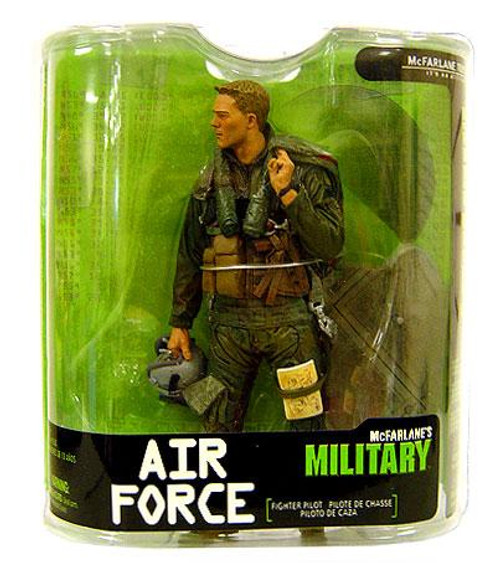 McFarlane Toys McFarlane's Military Series 7 Air Force Fighter Pilot Action Figure [Random Ethnicity]