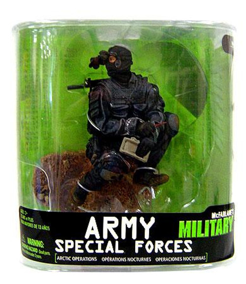 McFarlane Toys McFarlane's Military Series 7 Army Special Forces Night Ops Action Figure [Random Ethnicity]